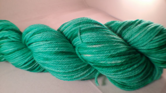 Water Pixie worsted