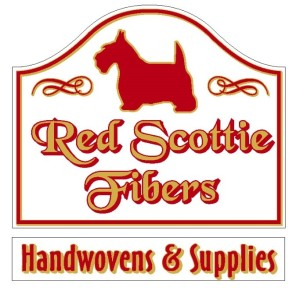 Red Scottie Fiber Logo