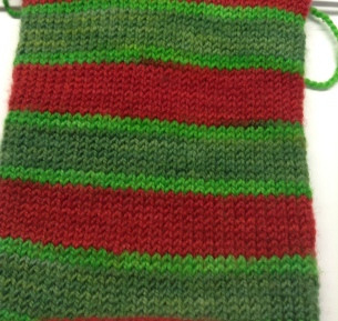 Knit Little Elf Knit SS Sample Bootheel